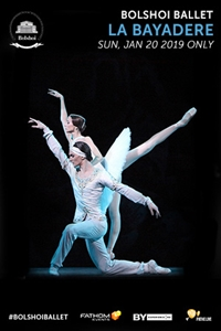 Poster of Bolshoi Ballet: La Bayadere