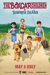 Poster of The Boxcar Children - Surprise Island...