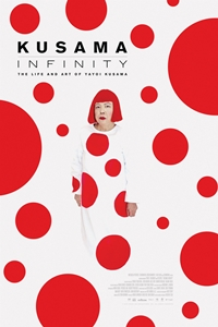 Poster of Kusama: Infinity