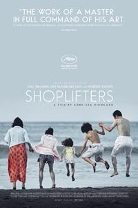 Poster of Shoplifters (Manbiki kazoku)