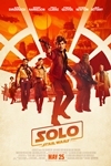 Solo: A Star Wars Story The IMAX 2D Experience Poster