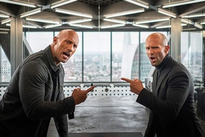 Fast & Furious Presents: Hobbs & Shaw cast photo