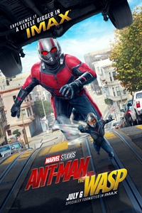 Ant-Man and the Wasp An IMAX 3D Experience