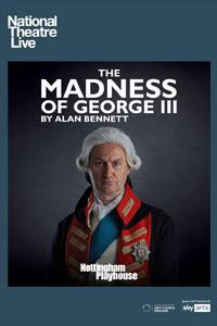 Poster of National Theatre Live: The Madness of...