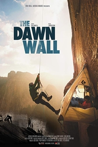 Poster of The Dawn Wall (2018)