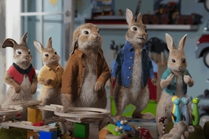 Still ofPeter Rabbit 2: The Runaway
