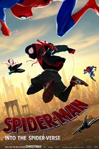 Poster of Spider-Man: Into the Spider-Verse 3D