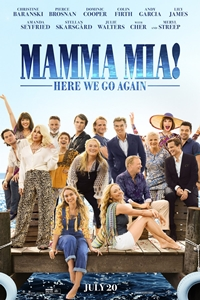 Mamma Mia! Here We Go Again - Girls Night Out