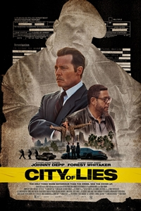 Poster for City of Lies