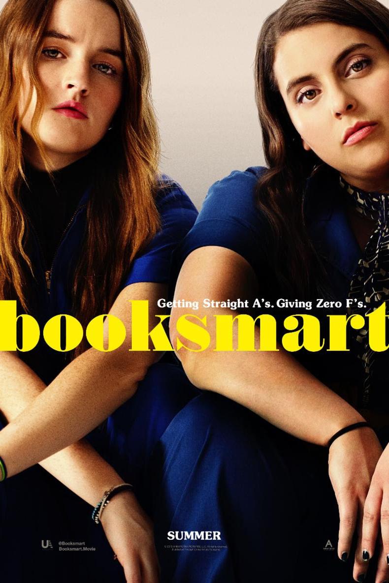Poster for Booksmart