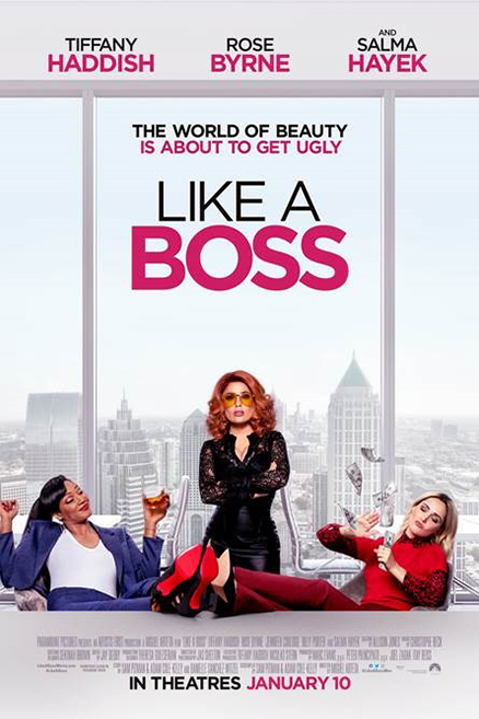Poster for Like a Boss