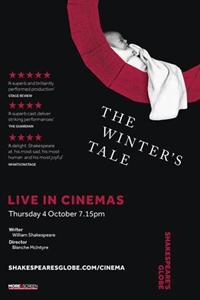 Shakespeare's Globe Theatre: The Winter's Tale Poster