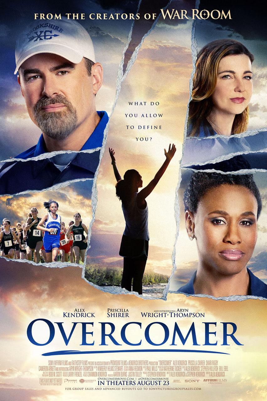 Poster for Overcomer