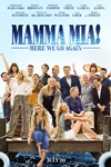 Mamma Mia! Here We Go Again: The IMAX 2D Experience Poster