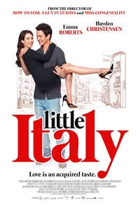 Poster for Little Italy