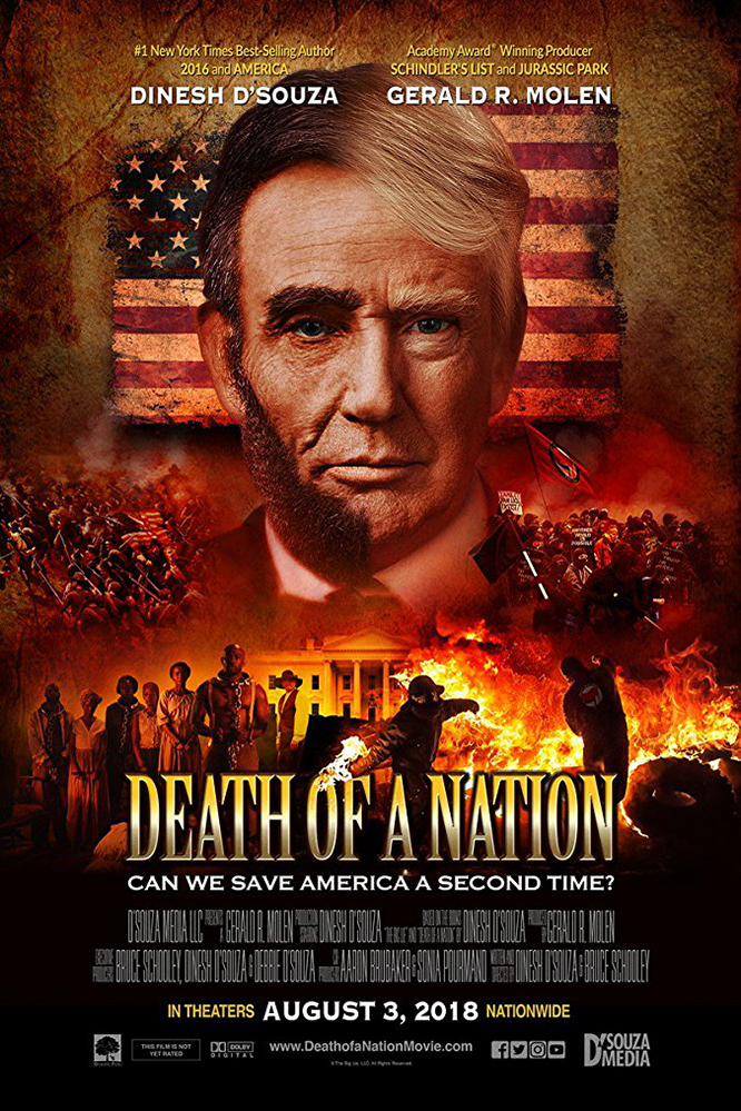 Poster of Death of a Nation