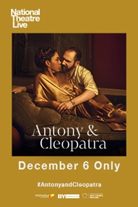 National Theatre Live: Antony & Cleopatra Poster