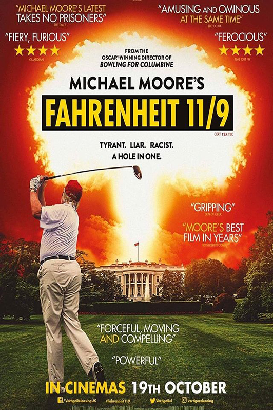 Poster of Fahrenheit 11/9
