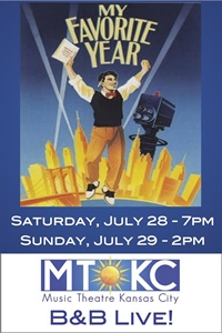 Poster for MTKC - My Favorite Year