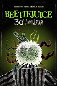 Poster of Beetlejuice 30th Anniversary