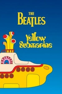 Yellow Submarine Sing-A-Long Poster