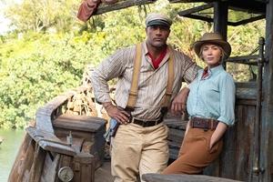 Jungle Cruise cast photo