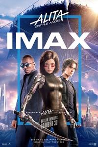 Alita: Battle Angel An IMAX 3D Experience