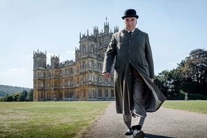 Still 1 for Downton Abbey