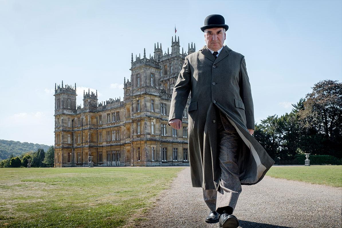 Still 1 for Downton Abbey