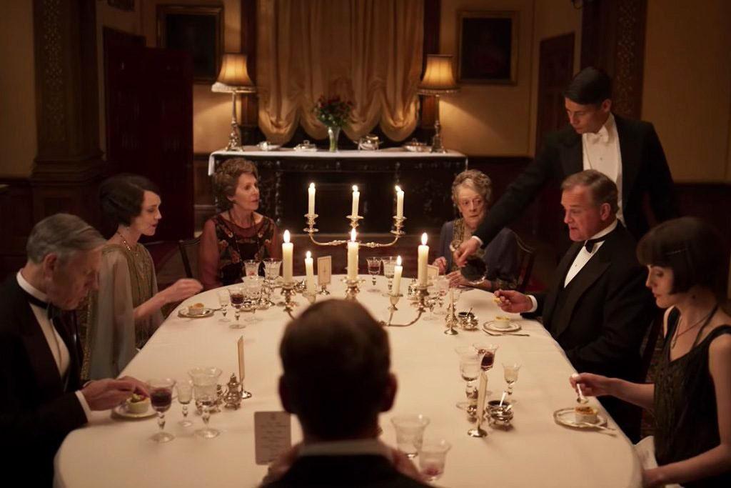 Still 8 for Downton Abbey