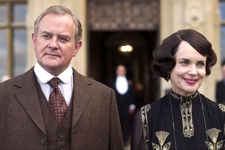 Still 10 for Downton Abbey