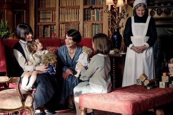 Still 11 for Downton Abbey