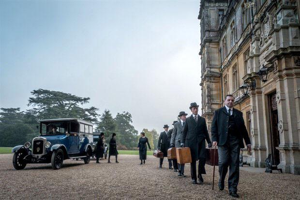 Still 17 for Downton Abbey