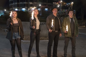 Zombieland: Double Tap cast photo