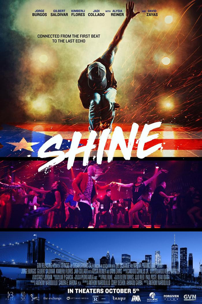 Poster for Shine