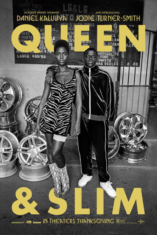 Poster for Queen & Slim