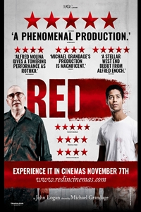 MGC Presents Red Poster