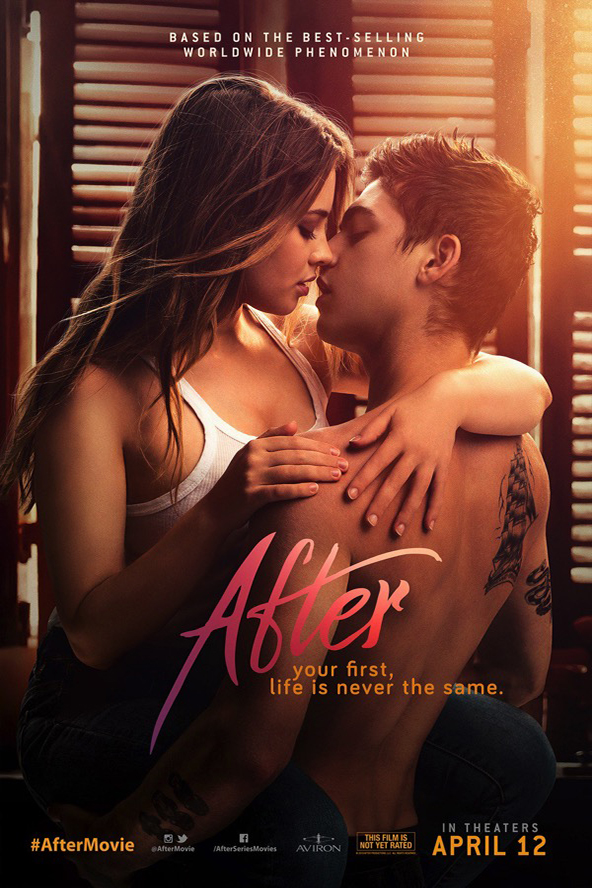 Poster for After