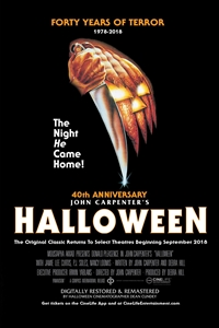 Poster for Halloween (40th Anniversary)