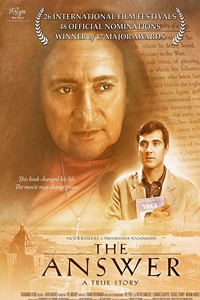 Poster of The Answer (Hindi)