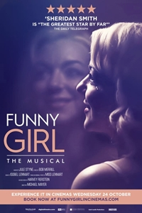 Poster for Funny Girl: The Musical