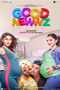 Poster of Good Newwz