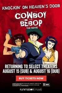 Cowboy Bebop: The Movie - Knockin