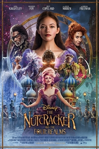 The Nutcracker and the Four Realms in 3D Poster