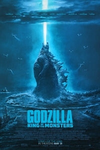 Poster of Godzilla: King of the Monsters in 3D
