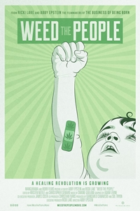 Weed the People Poster