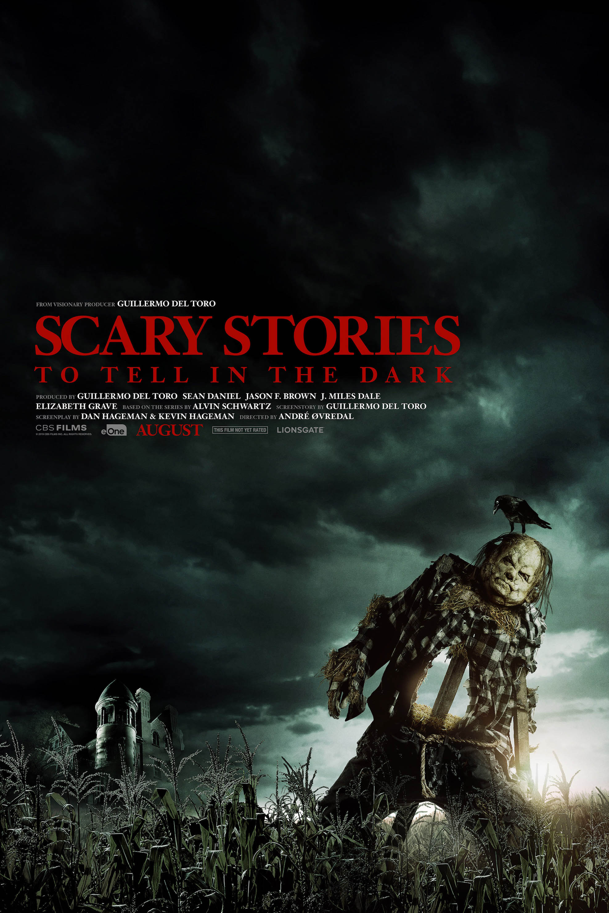 Poster for Scary Stories to Tell In The Dark