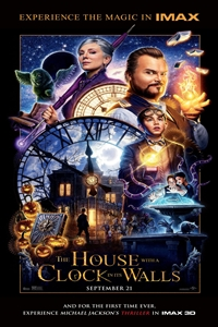 Poster of The House With a Clock In Its Walls (w/ Michael Jackson