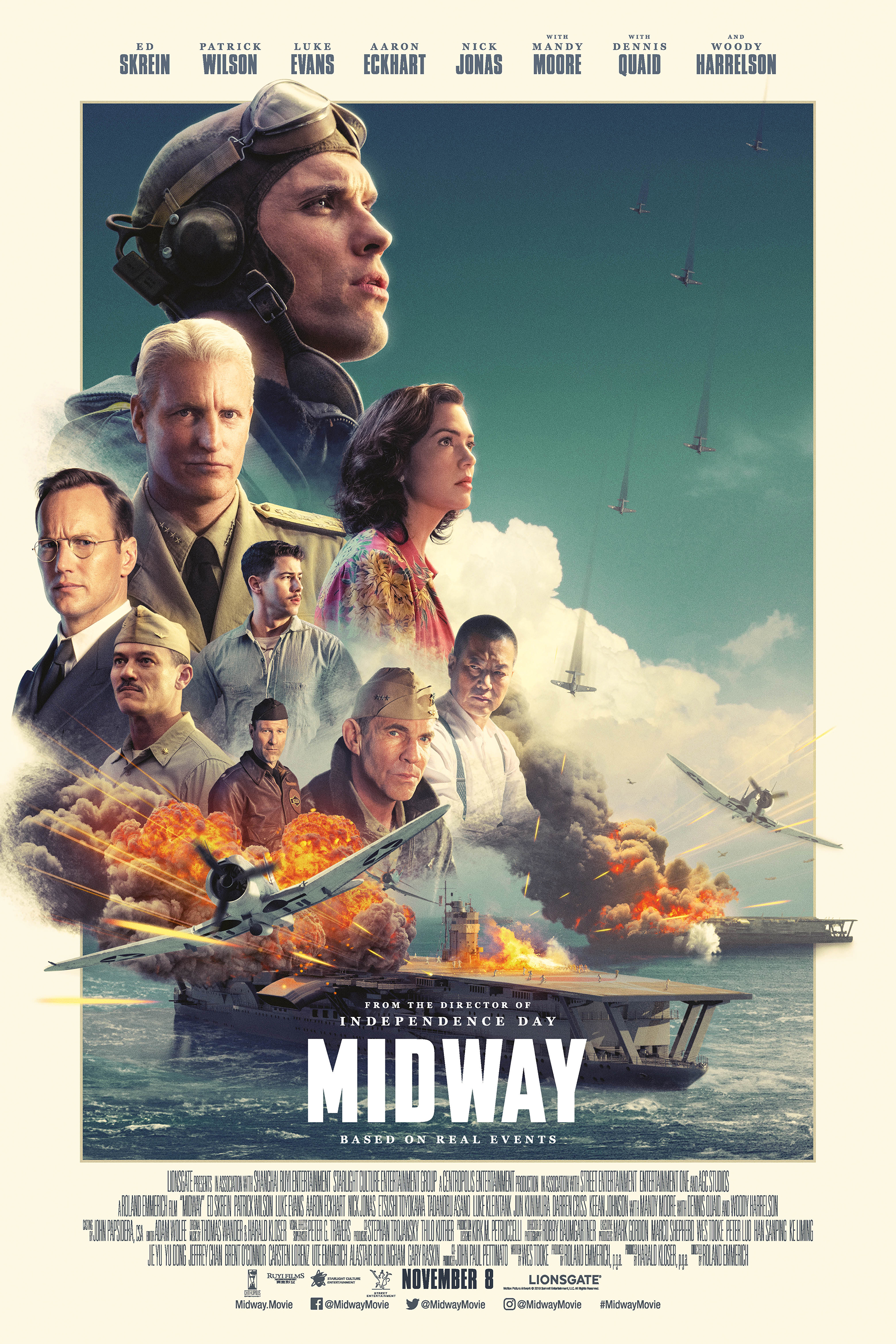 Poster for Midway