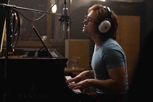 Still #2 for Rocketman